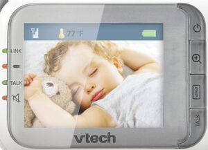 VTech VM321 Audio and Video Monitor