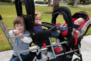 Best Triple Stroller For Triplets - The Triplet Stroller