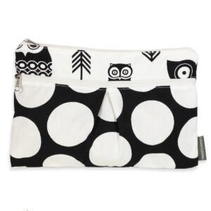 Logan & Lenora Wet Dry Diaper Clutch