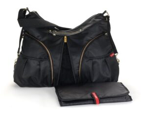 Skip Hop Versa Black Diaper Bag