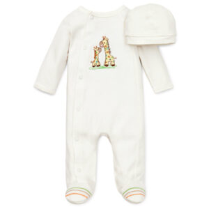 Layette Footie Little Me Outfit