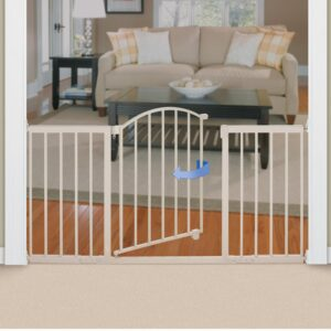 Baby Gate For Wide Doorways