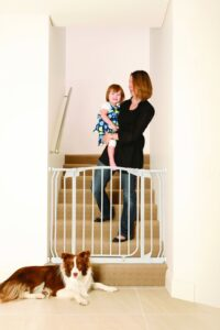 Best Baby Gate For Bottom Of Stairs