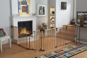 Best Child Gate For Large Openings