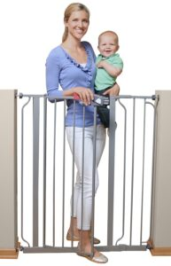Easy Home Walk Through Baby Gate