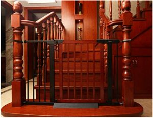 Baby Gate For Top Of Stairs With Banister