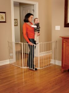 Regalo Configurable Gate