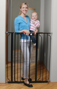 tall baby gate for doorway