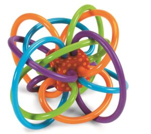 Rattle and Sensory Teether