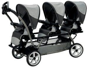 Peg Perego Triplette SW Stroller Seats