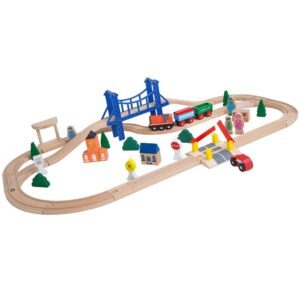 orbrium-toys-52-pcs-deluxe-wooden-train-set