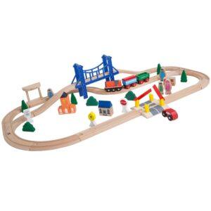 orbrium-toys-52-pcs-deluxe-wooden-train-set