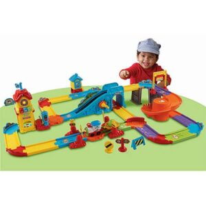 VTech Go Go Train Station Playset