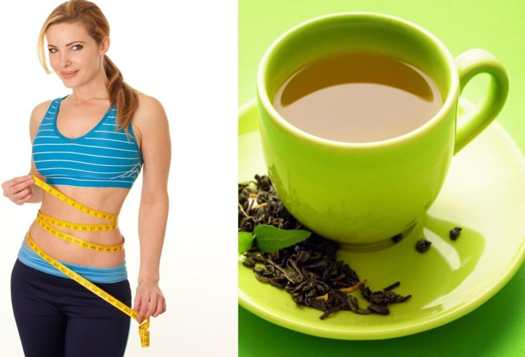how to prepare green tea for weight loss