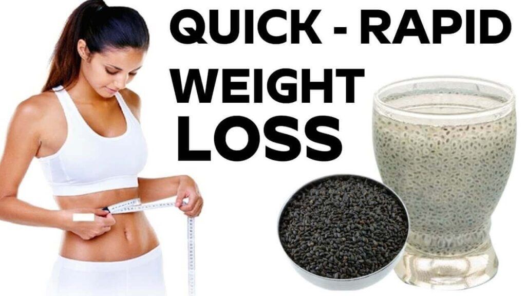 how to use chia seeds to reduce belly fat