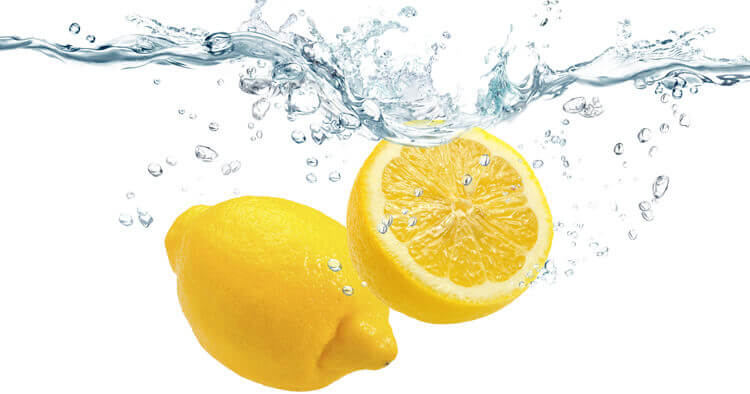 lemon water to reduce belly fat