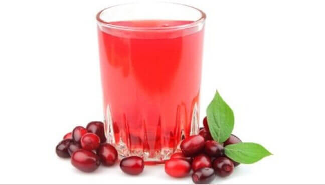 can cranberry juice reduce belly fat