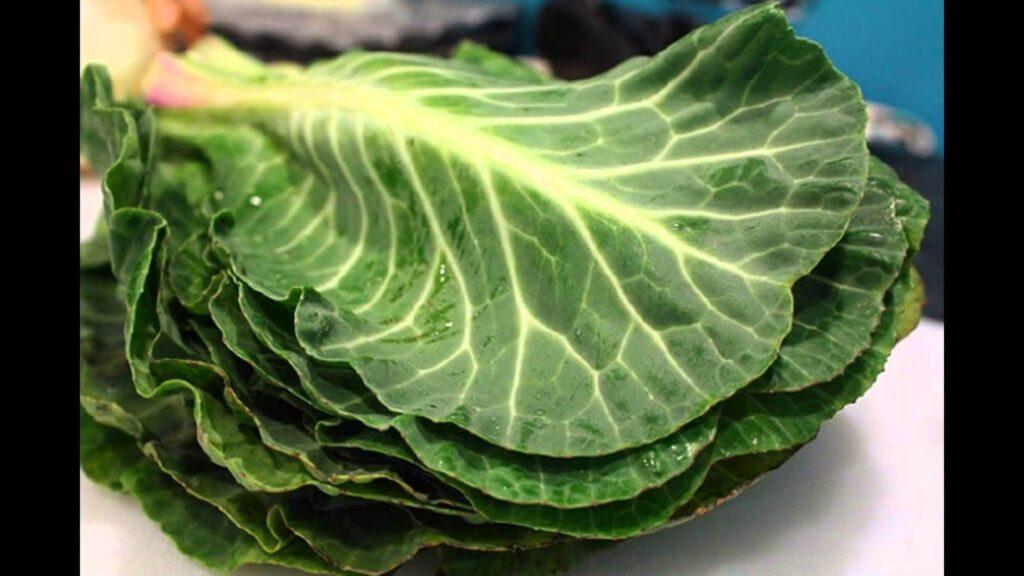 collard greens during pregnancy