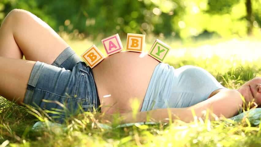 Sunshine benefits in pregnancy