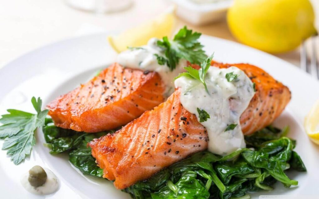 salmon benefits during pregnancy