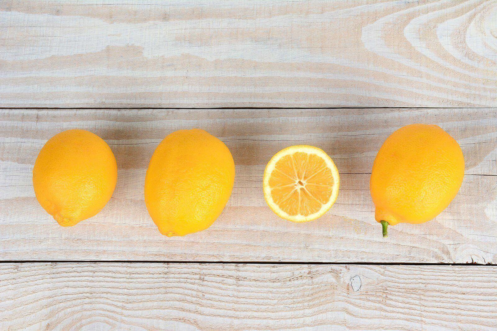 Increase lemon infusion intake