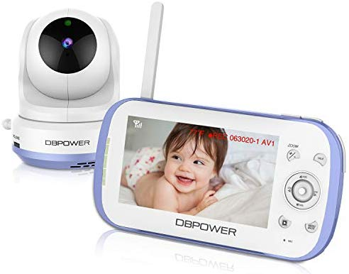 Db power baby monitor