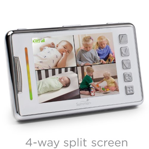 Best Split Screen Baby Monitor With Dual Audio 3