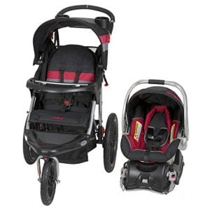 Baby Trend Jogger Travel Spartan