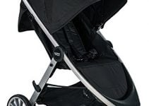 Britax B-Lively Lightweight Stroller, Raven