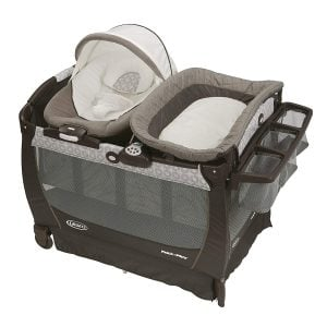 Graco Pack and Play Yard With Snuggle Suite