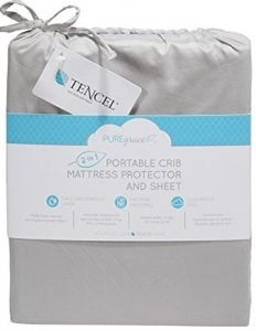 PUREgrace Pack and Play Sheets