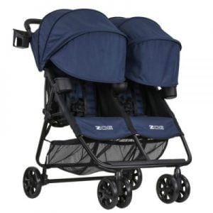 ZOE XL2 BEST v2 Double Stroller