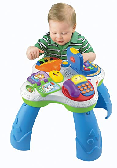 best toys for babies learning to stand