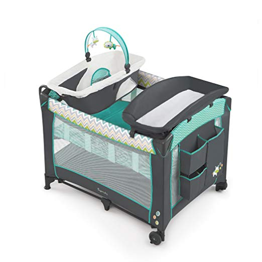 Best Convertible Cribs With Changing Table Attached 7