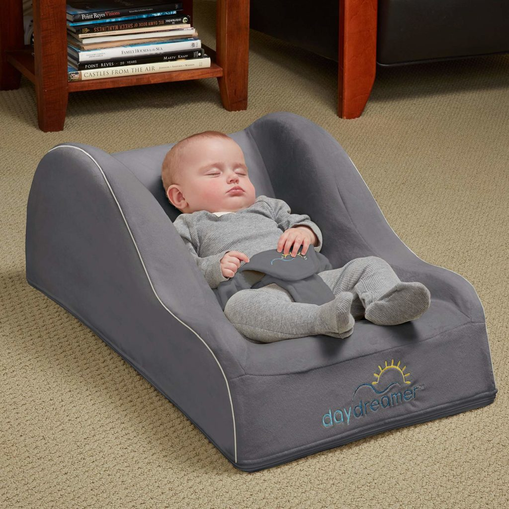 incline sleeper for baby with reflux