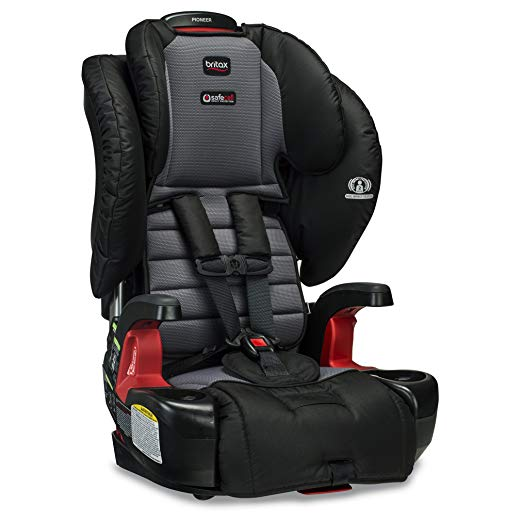 booster seat for overweight child