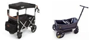 Best Stroller Wagon Combo Keenz 7S and Veer Cruiser
