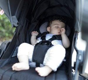Stroller seat