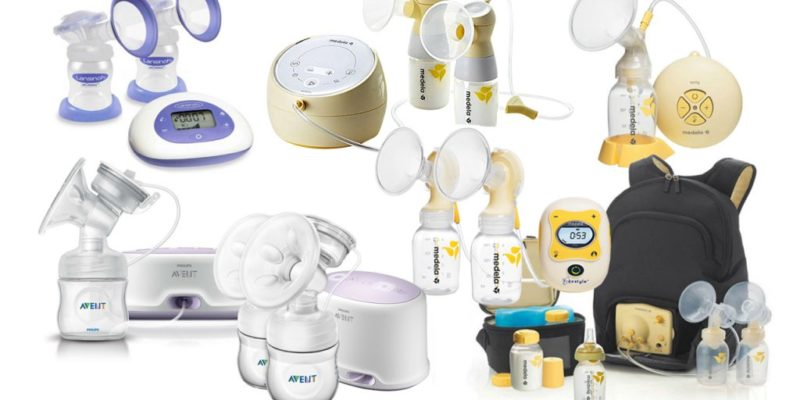 best breast pump for new moms