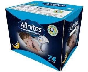 Allnites Overnight Diapers