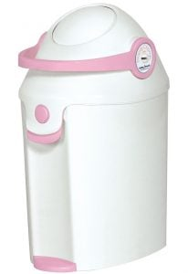 Baby Trend Diaper Champ Deluxe Pink