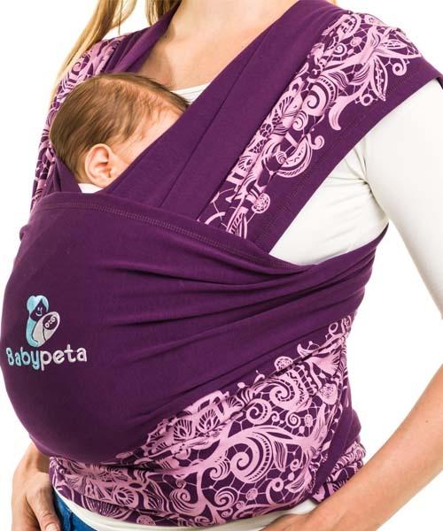 Babypeta Baby Wrap & Newborn Baby Carrier