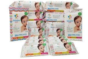 Bloom Baby Sensitive Skin Wipes
