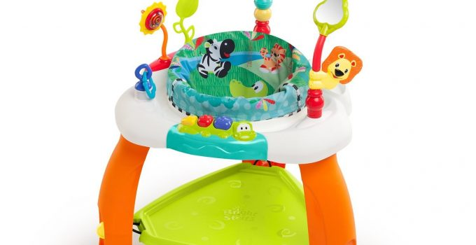 Bright Starts Bounce – A – Round Activity Center