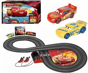 Carrera First Disney Pixar Cars 3- Slot Car Race Track