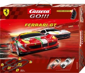 Carrera GO!! Ferrari GT Experience