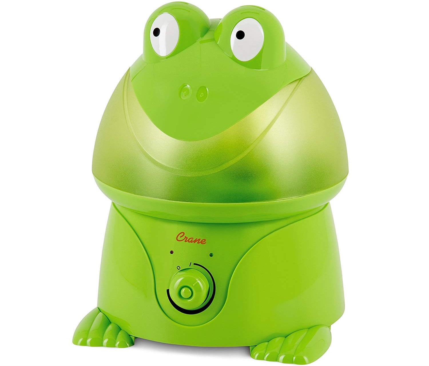 Crane Filter-Free Cool Mist Humidifiers for Kids, Penguin