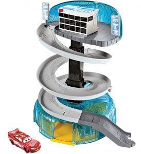 Disney Pixar Cars 3 Florida Speedway Spiral Playset