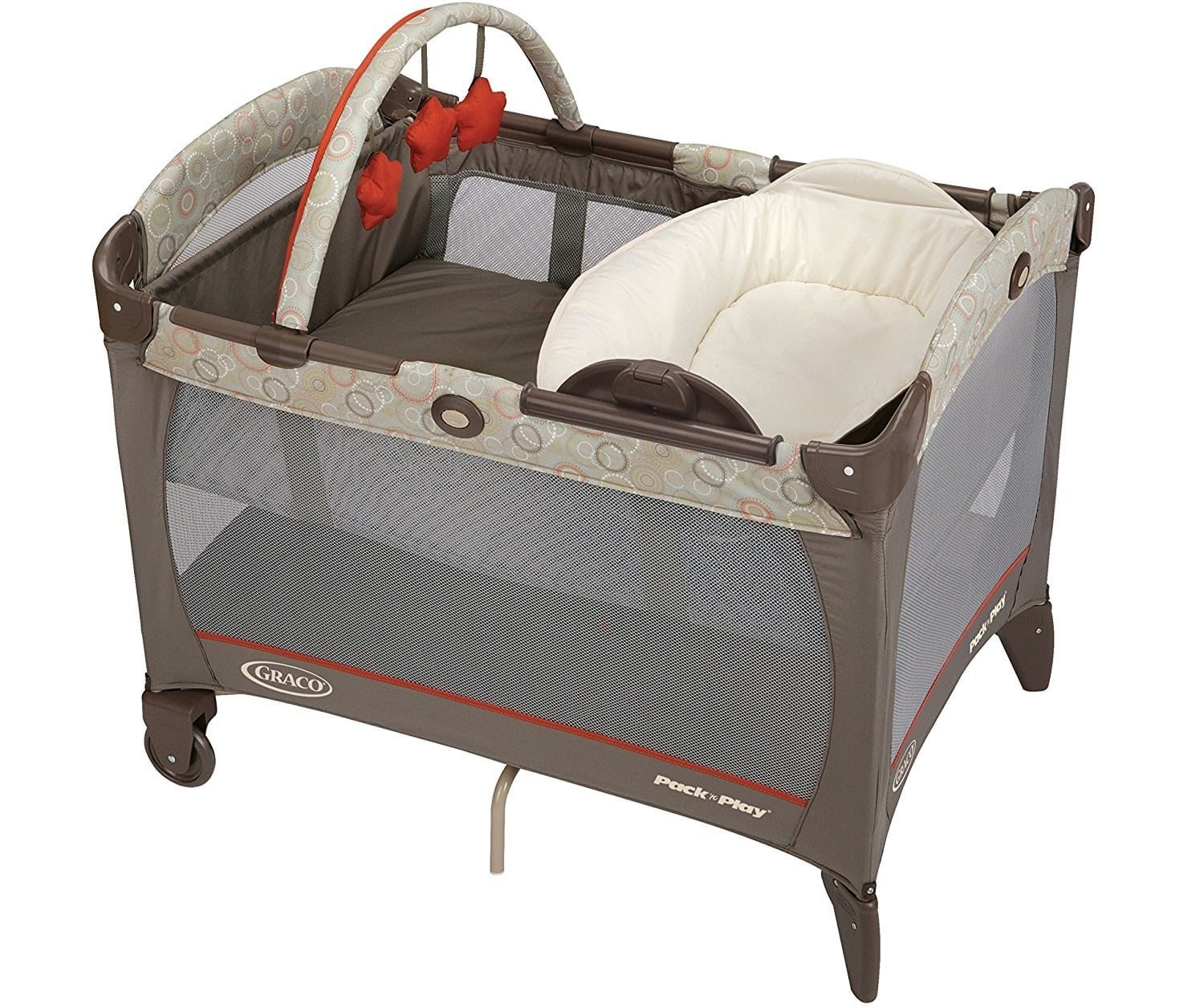 Graco Pack 'n Play Playard with Diaper Changer Bassinet