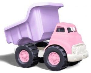 Green Toys Dump Truck for Improving Gross Motor and Fine Motor skills